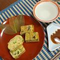 雲丹醤油 de 出汁巻き卵