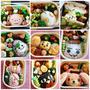 幼稚園児のお弁当|キャラ弁奮闘記|Part4!懐かしの36選
