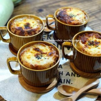 【レシピ】さっぱり食べれてスープも飲み干す♪和風だいこんグラタンスープ♡ と ランチ巡りからの変貌。