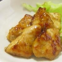 鶏胸肉の中華風照り焼き@夏に美味しい!GABANスパイスで本格中華レシピ