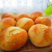 白ねり胡麻と全粒粉のパン