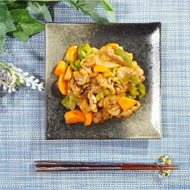 フライパン1つで楽うま!揚げない酢豚の作り方・レシピ