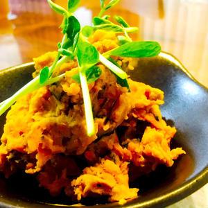 レンジで簡単!お弁当にぴったりの「かぼちゃサラダ」レシピ