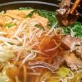 コスパの高い豚タンと豚ハツを使った「タンハツ鍋」