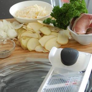 「嬉しくて毎日、ポテトチップスを作ってました」~エリオットゆかりさんのお気に入り