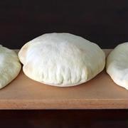 パン教室で「ピタパン」と「白パン」焼成について