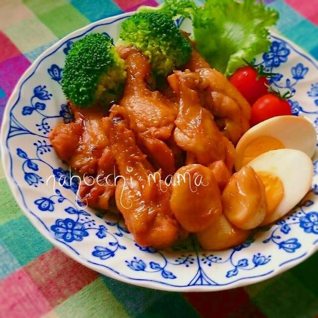 ほったらかし❤我が家の酢鶏❤にんにく入りでスタミナup