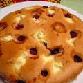 ВАЛЯレシピのふんわり林檎ケーキ