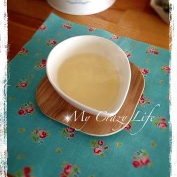 離乳食【和風ダシのスープ】