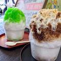 【長瀞名物】豚みそかつ丼と阿左美冷蔵のかき氷を堪能する!