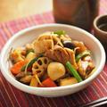 基本の煮物、筑前煮、がめ煮、簡単、美味しい作り方、動画 by 筋肉料理人さん