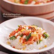 秋のパーティメニューにも使える!「鮭のちらし寿司」おすすめレシピ