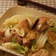 白菜まるごと使いきり!白菜とチキンのぺペロン炒め&白菜と豚しゃぶの昆布茶蒸し