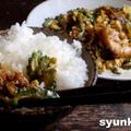 【簡単カフェごはん】ゴーヤチャンプルー*ゴーヤと豚肉のオイスター炒め