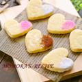 レンジで1分♪ホットケーキミックスHMで超速簡単お菓子♡サクふわソフトクッキー