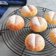 【cotta×魔法のパン掲載!材料&道具最大30%セール開始】ヨーグルトテーブルパンのレシピ