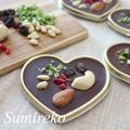カカオ豆から作るチョコレート