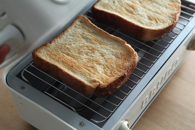 魚焼きグリルでトーストを焼くおすすめのプレート