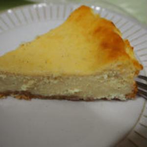 バニラ香る〜べイクドチーズケーキ