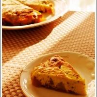 ツヴィリングのお鍋でケーキ