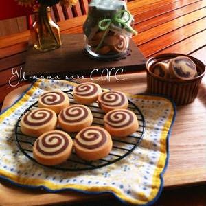 実はかんたん!渦巻きクッキーの作り方と味付けバリエーション