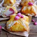 ♡冷凍パイシートde超簡単♡桜あん餅パイ♡【#お菓子#コッタ】