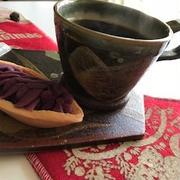 訪れるクリスマスを考えながら  ほっこり お茶タイム♪