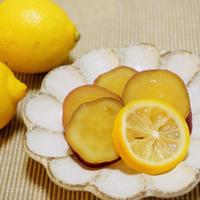 さつまいものはちみつレモン煮