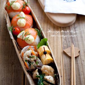 パーティやお弁当を華やかにする「手まり寿司」レシピ♪