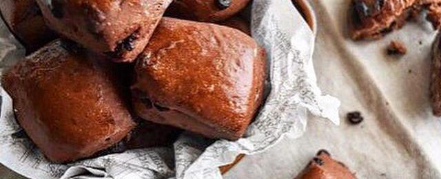 初心者さんでもかんたん♪「チョコチップ入りパン」は朝食やおやつに!