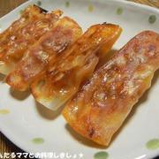簡単包まない★じゃが芋ミートソース棒餃子