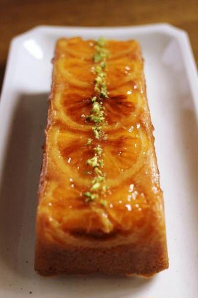 オレンジケーキ 改訂版