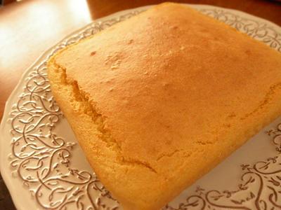 豆乳で作るコーンブレッド