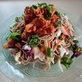 サンドライトマトのツナ缶で蕎麦サラダ カロリー控えめ 野菜たっぷり by CatherineSさん