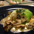 [白菜尽くしnight♪] 鱈とポテトの白菜包み ~自家製タルタルソース添え~ by 葉っぱさん
