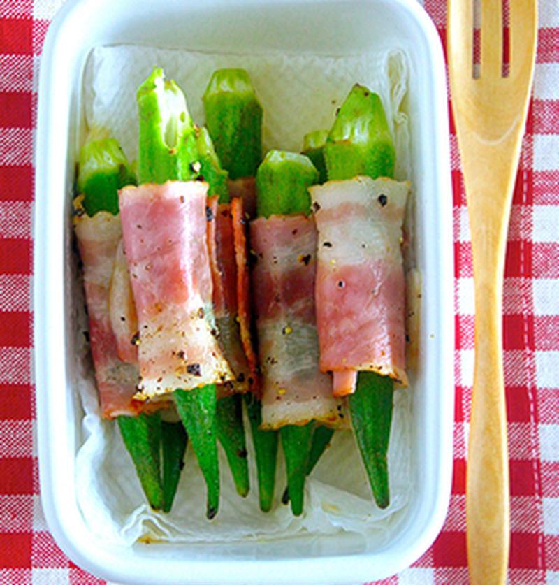 緑のおかずはコレでOK!お弁当にぴったりの「オクラ」レシピ