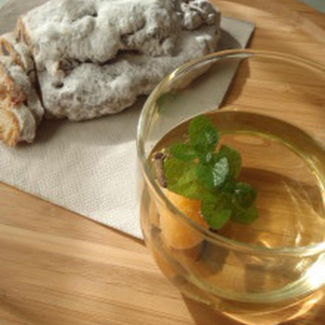 金柑と相性◎白ホットワイン