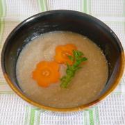 大根&蓮根のお味噌汁