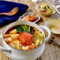 【レシピ】スープが美味しい♪トマトみそキムチ鍋