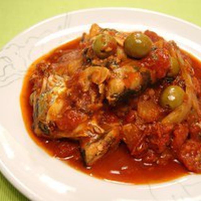 旬の秋刀魚でお手軽イタリアン。