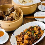 中華三昧。~見事な茶色食卓~