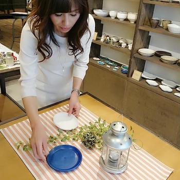 続編!(レポ)手作り器と簡単盛り付けスタイリングレッスンと試食タイム