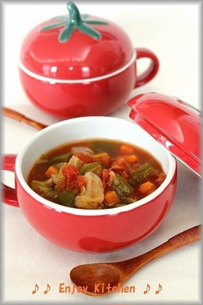 食べて痩せる!?脂肪燃焼スープのレシピ大公開、夢みたいな料理♡