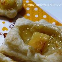 チーズプチパイ☆マーマレード風味♪