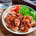 ♡揉んで焼くだけ♡香味醤油deやみつきチキン♡【#簡単レシピ#鶏肉#時短#節約】