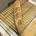 加水80%フランスパン