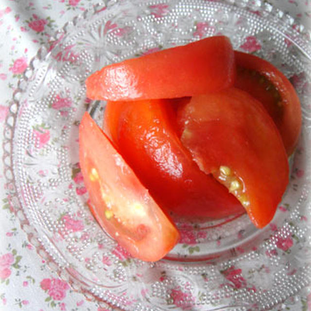 トマトのマリネ★