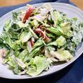 春キャベツとカニカマのマヨサラダ♡【#簡単レシピ#サラダ】
