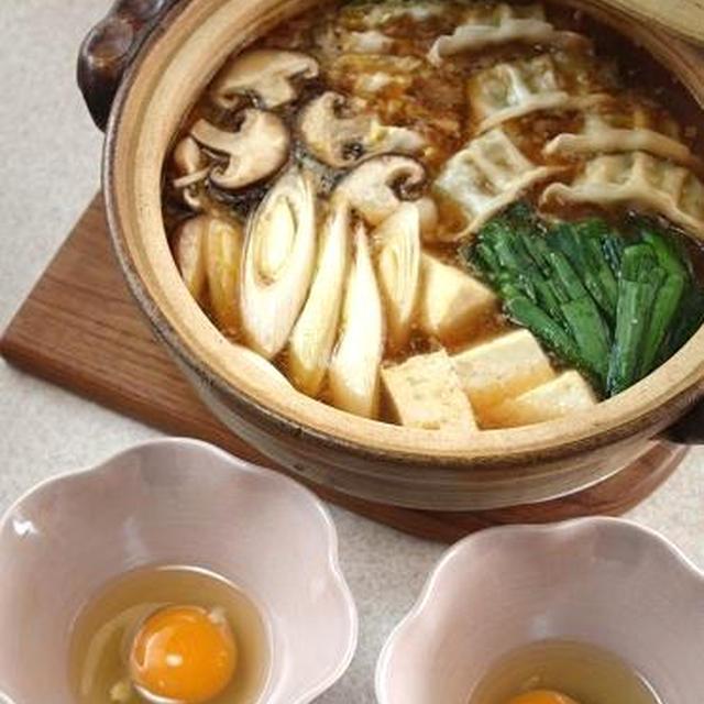 麻婆鍋の季節