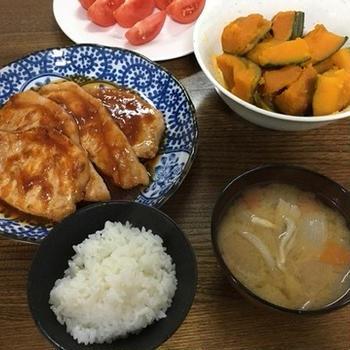 いつかの晩御飯~